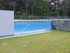CUNNINGHAM POOL -  MATAKANA, NZ