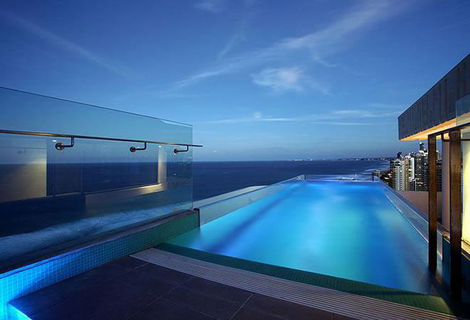 Pool On Roof Detail : Swimming pool design specialist