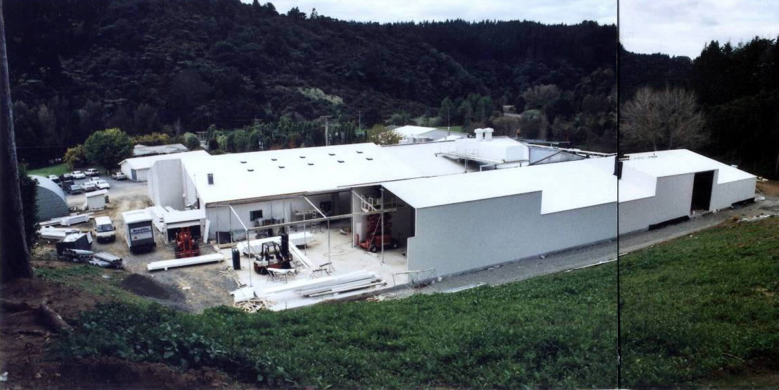 Coolstores And Industrial Freezers Processing